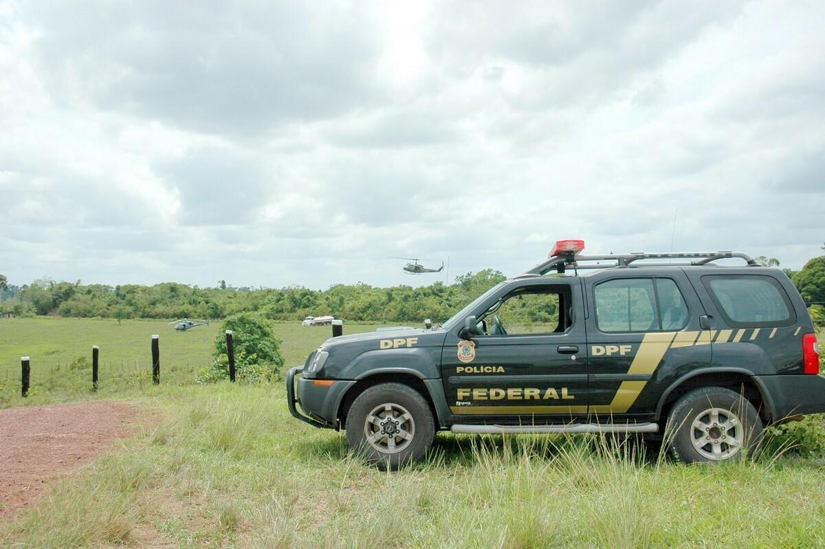 Estados Unidos doam com regularidade material para a polícia brasileira