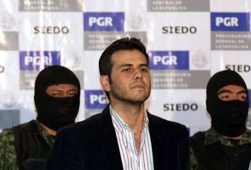 Vicente.Zambada.Arrested
