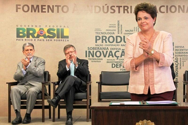 Brasil, produtor e exportador de armas