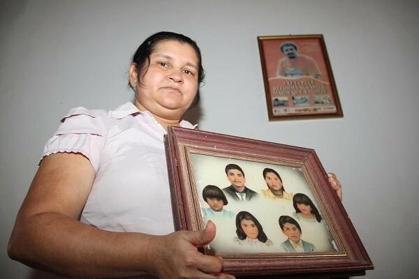 Maria Joel da Costa herdou a luta e as ameaças de morte