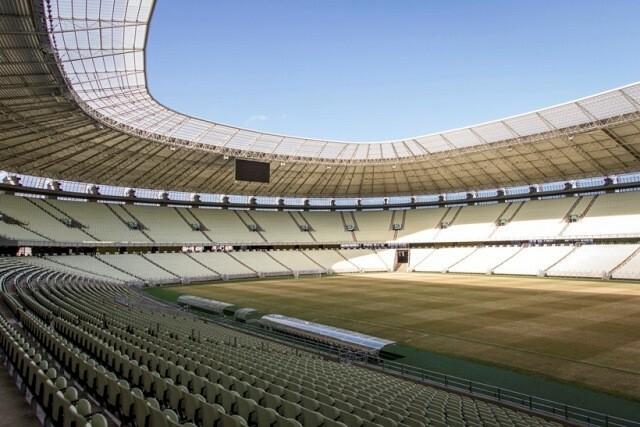 Castelão deixa o legado de R$ 351,5 milhões em dívidas com o BNDES para o governo do estado do Ceará. (Foto: Portal da Copa)