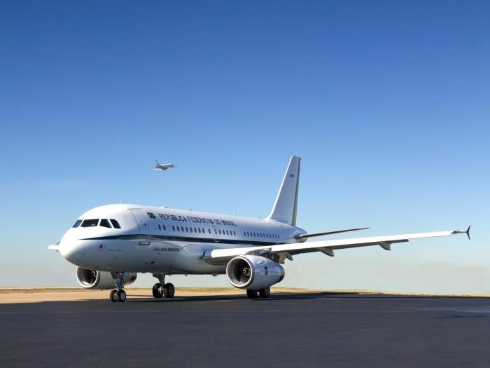 Aviao Presidencial by agencia brasil