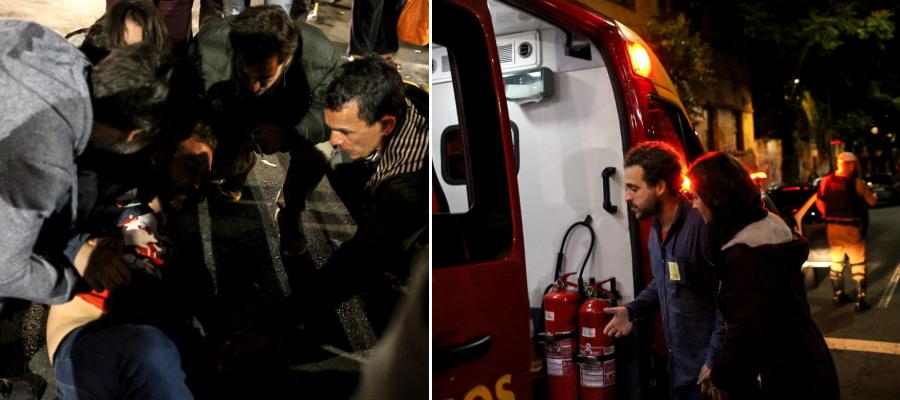 Apoiadores de Bolsonaro realizaram pelo menos 50 ataques em