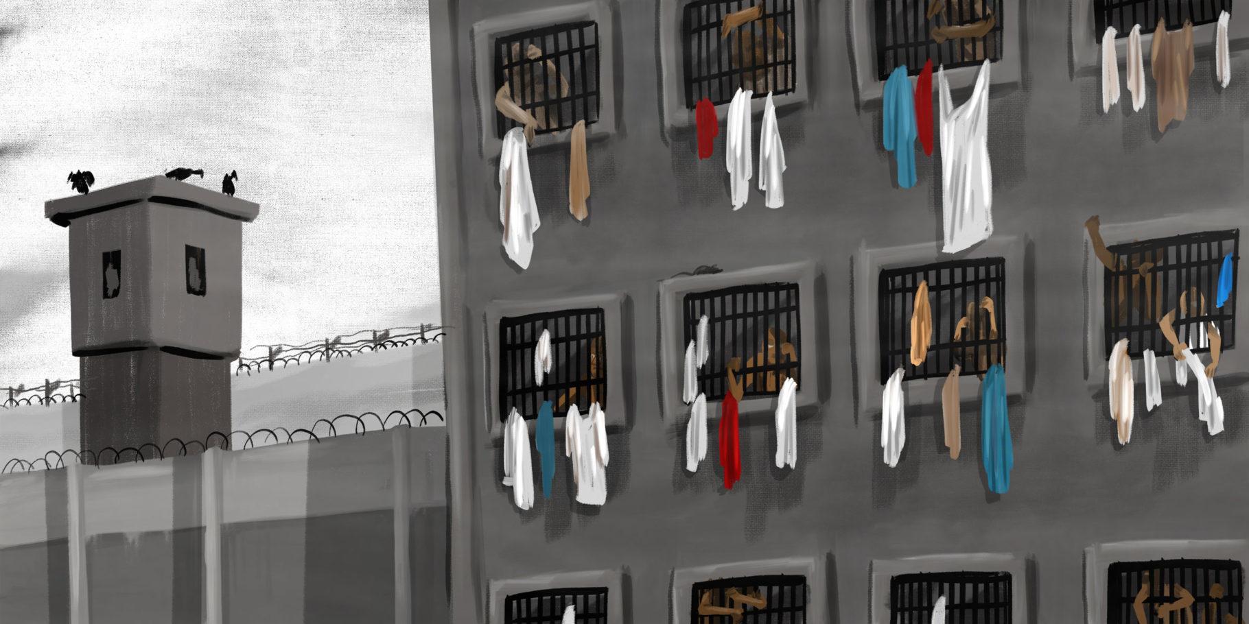 Sobrevivendo no inferno: o relato íntimo de três condenados
